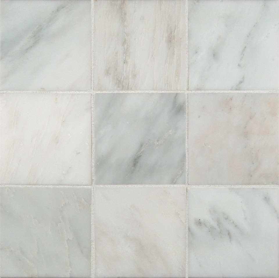 Arabescato Carrara 4X4 Honed