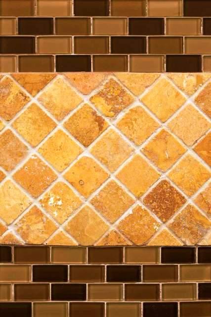 Desert Oasis 12x12 Crystallized