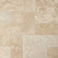 Paredon Crema 16x16 Tumbled Pavers