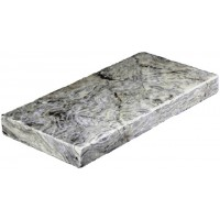 Silver Travertine 8X16 Tumbled Travertine Paver