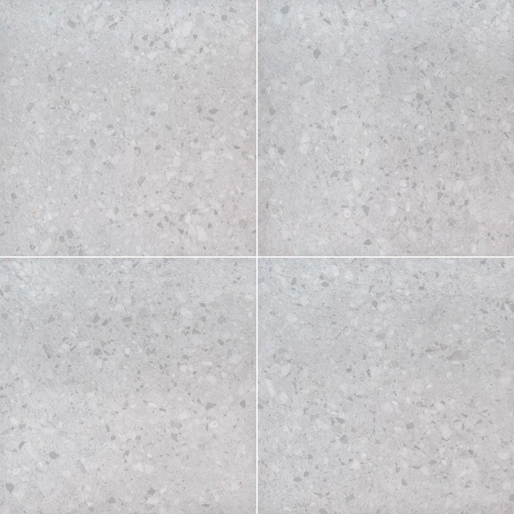 Arterra Terrazo Glacier 24x24 Matte Paver