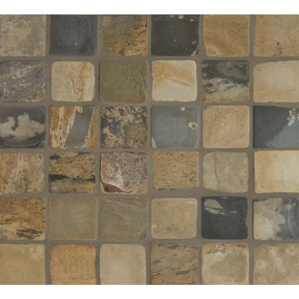 Autumn 2x2 Tumbled Mosaic