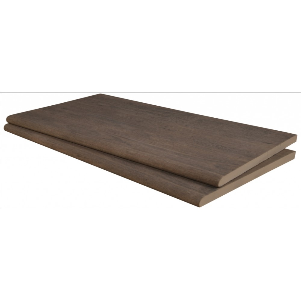 Lucas Betula 13X24 One Long Side Bullnose Pool Coping