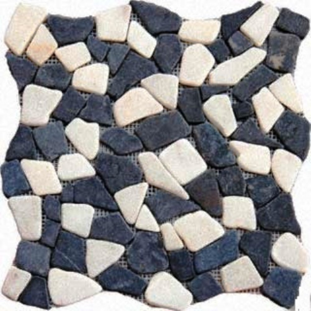 Flat Mixed 16X16 Tumbled