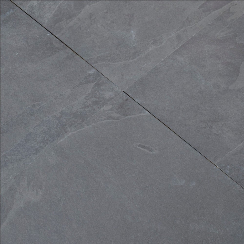 Montauk Black 24X24 Natural Paver