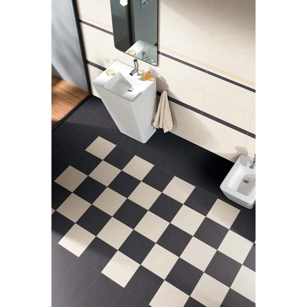 Optima Graphite 12x24 Matte Porcelain Tile