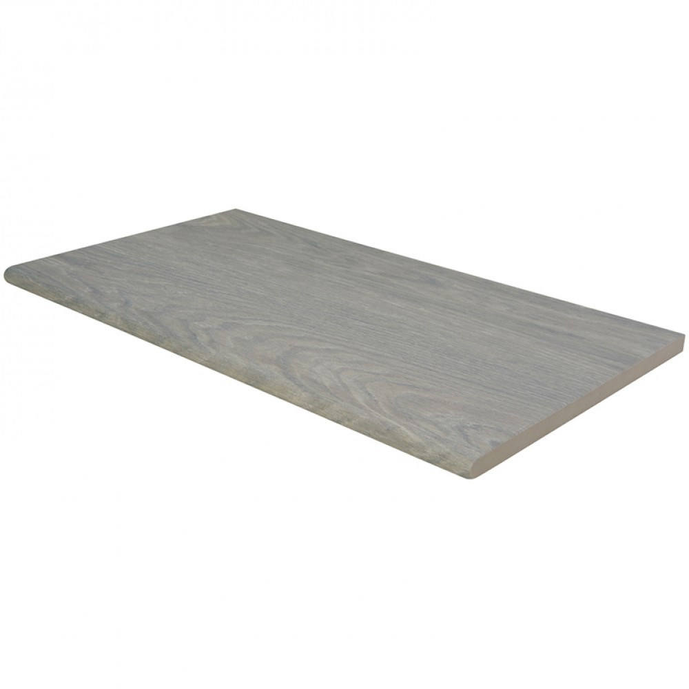 Palmwood Gris 13X24 One Long Side Bullnose Pool Coping