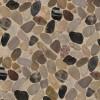 Mix River Pebbles 12X12 Tumbled