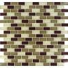 Sedona Blend Mini Interlocking Pattern