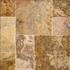 Tuscany Scabas 8X16 Honed Unfilled Tumbled Paver