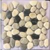 Wonderland 12X12 Interlocking Rounded Pebble Tile