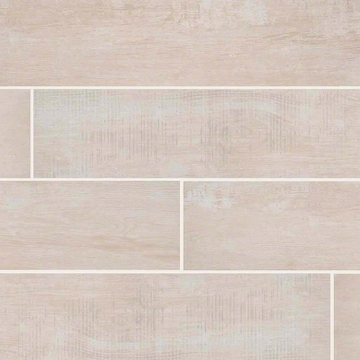 Helena Birch 6X40 Matte Wood Look Porcelain Tile