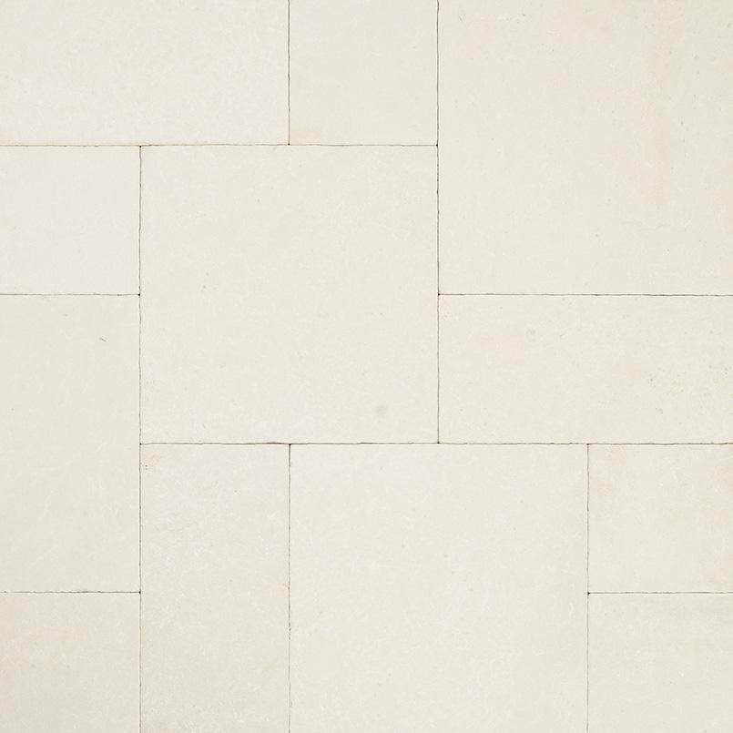 Monaco Cream 16X24X3 Tumbled Limestone Paver