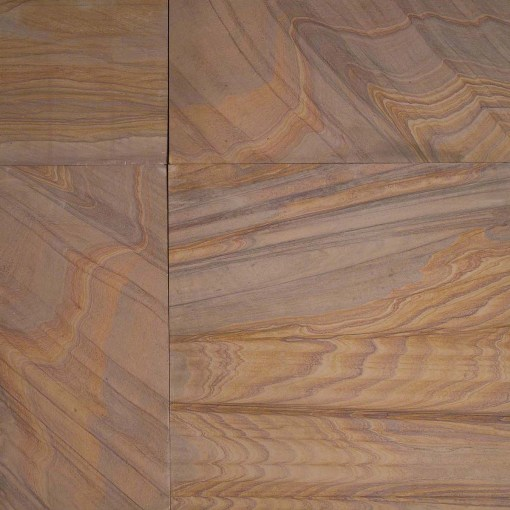 Rainbow Teak 24x36 Honed