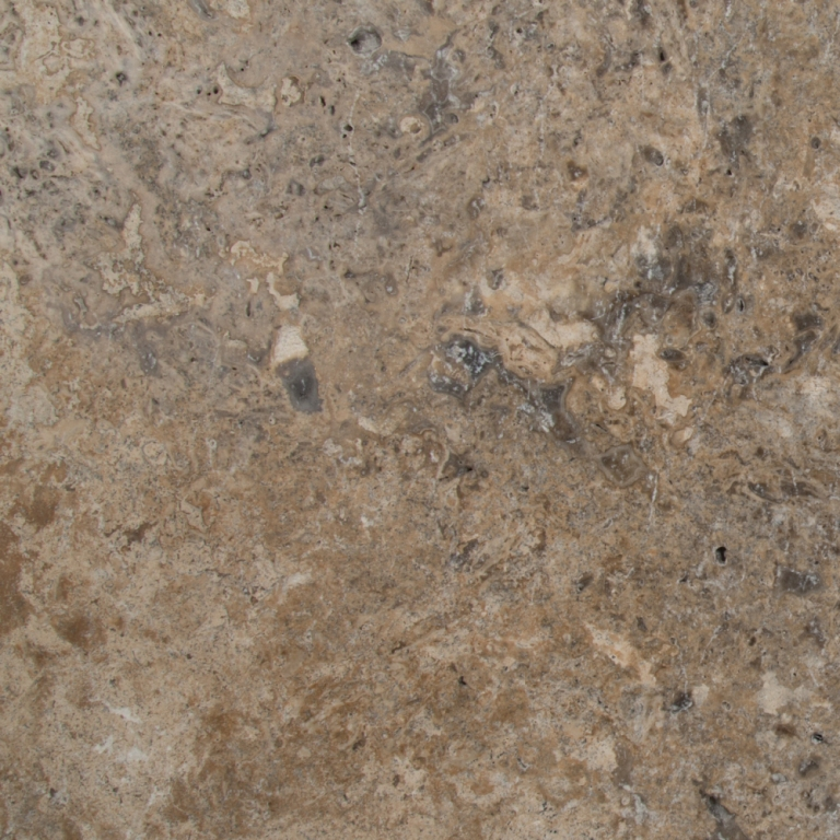 Silver Travertine 24x24 Tumbled Travertine Paver