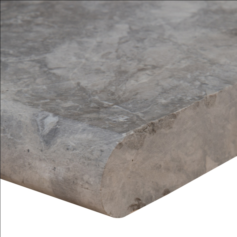 Tundra Gray Pool Coping 12x24 Brushed