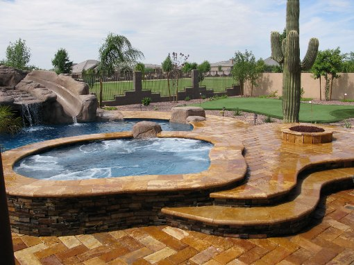 Tuscany Riviera 12X24 Honed Unfilled Brushed One Long Side Bullnose Pool Coping