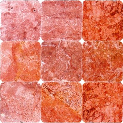 Tuscany Rouge 4X4 Tumbled
