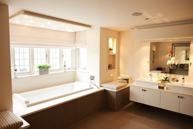 bathroom interior how can make small bathroom look luxurious