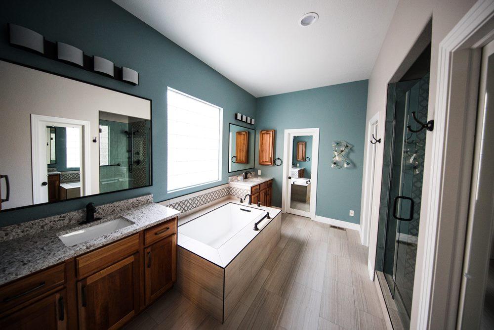 organized with these bathroom storage ideas
