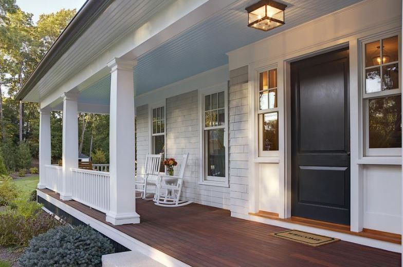 stylish and modern screened in porch ideas